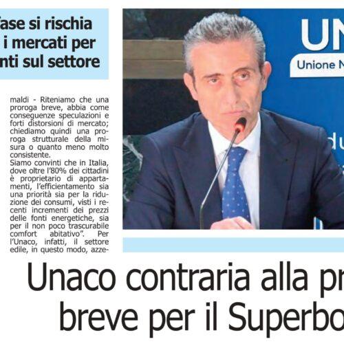 Rassegna Stampa: Le Cronache, 08 ottobre 2021